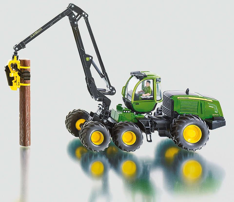 DMI - лесозаготовительная техника Ponsse