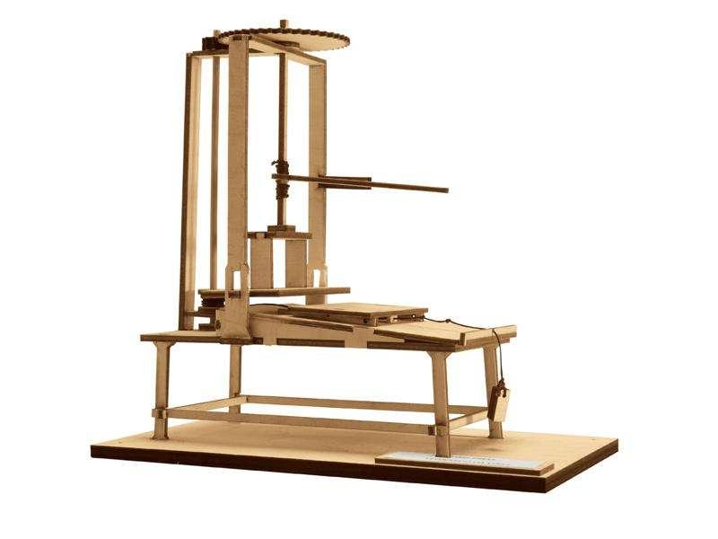 00507 Печатный станок Леонардо да Винчи, Revell - Revell ...
