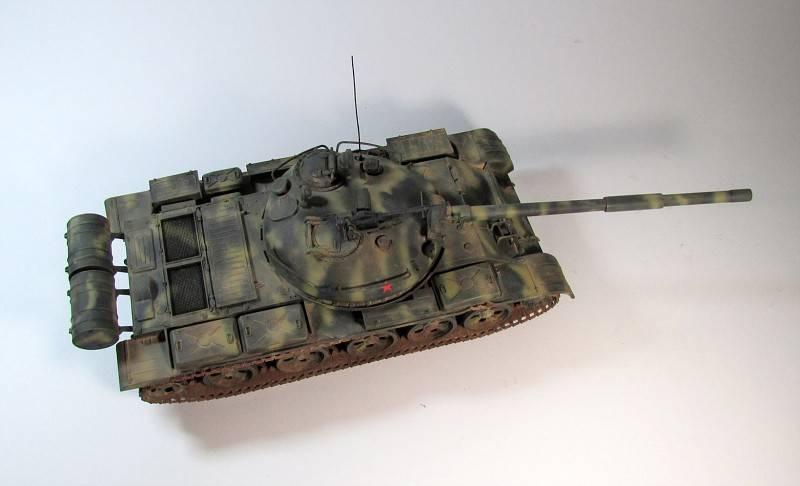 Представляю на рассмотрение модель фирмыtamiya -т-62а, в 2 августа 2007 года, 19:34