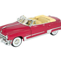 32353 Машина 1949 г. Cadillac Series 62 Conv. Coupe 1/32